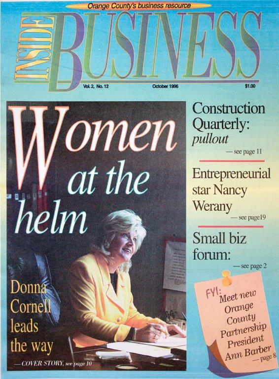Inside Business: Women at the Helm