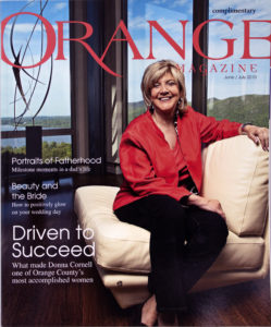 Driven to Succeed: Orange Magazine