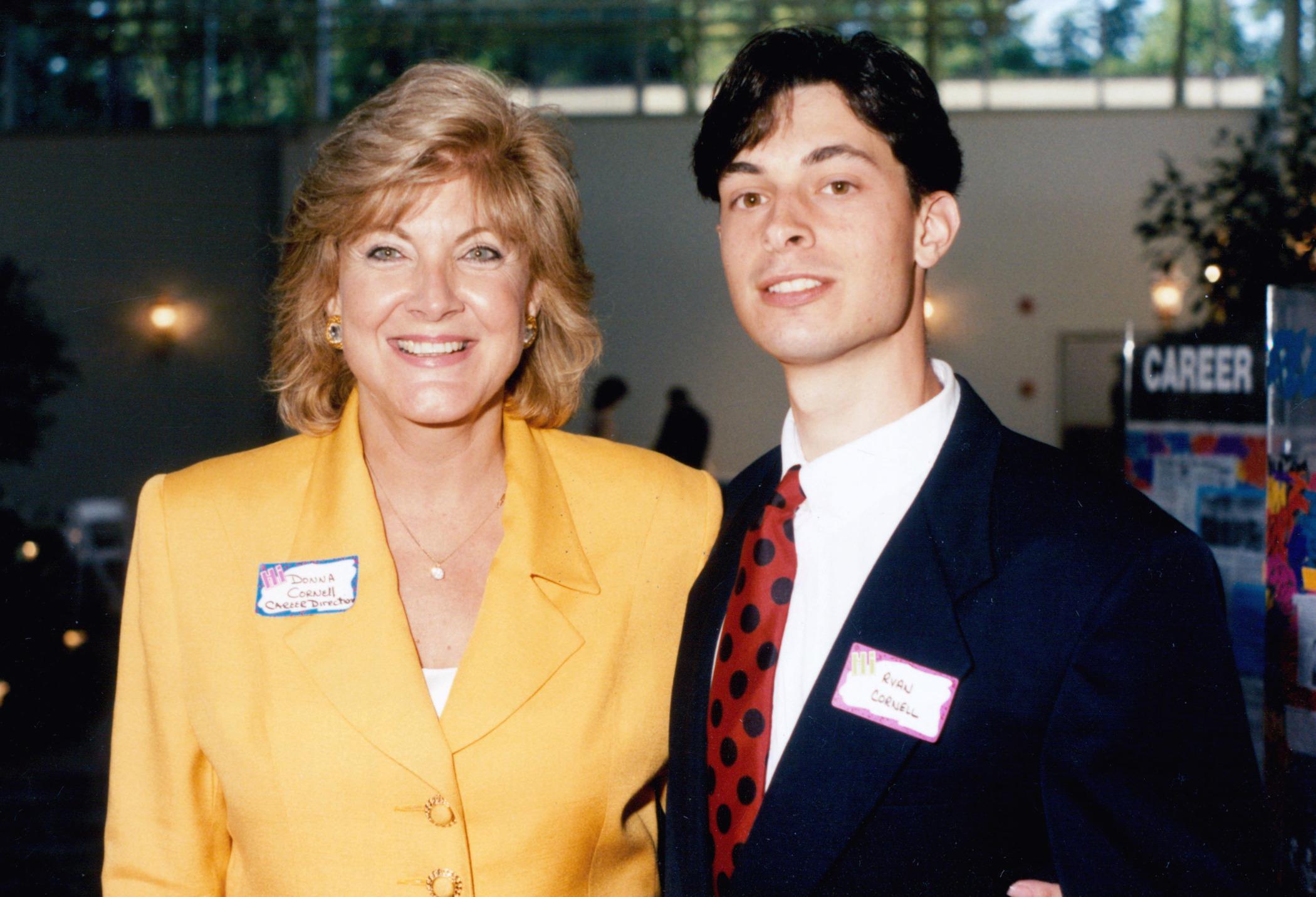 Donna Cornell, Chairperson